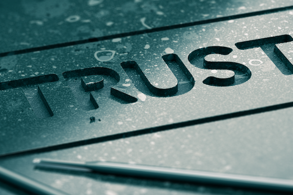How to build TRUST in your professional relationships