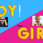 Is it a boy or a girl? Does it matter? Who cares…?