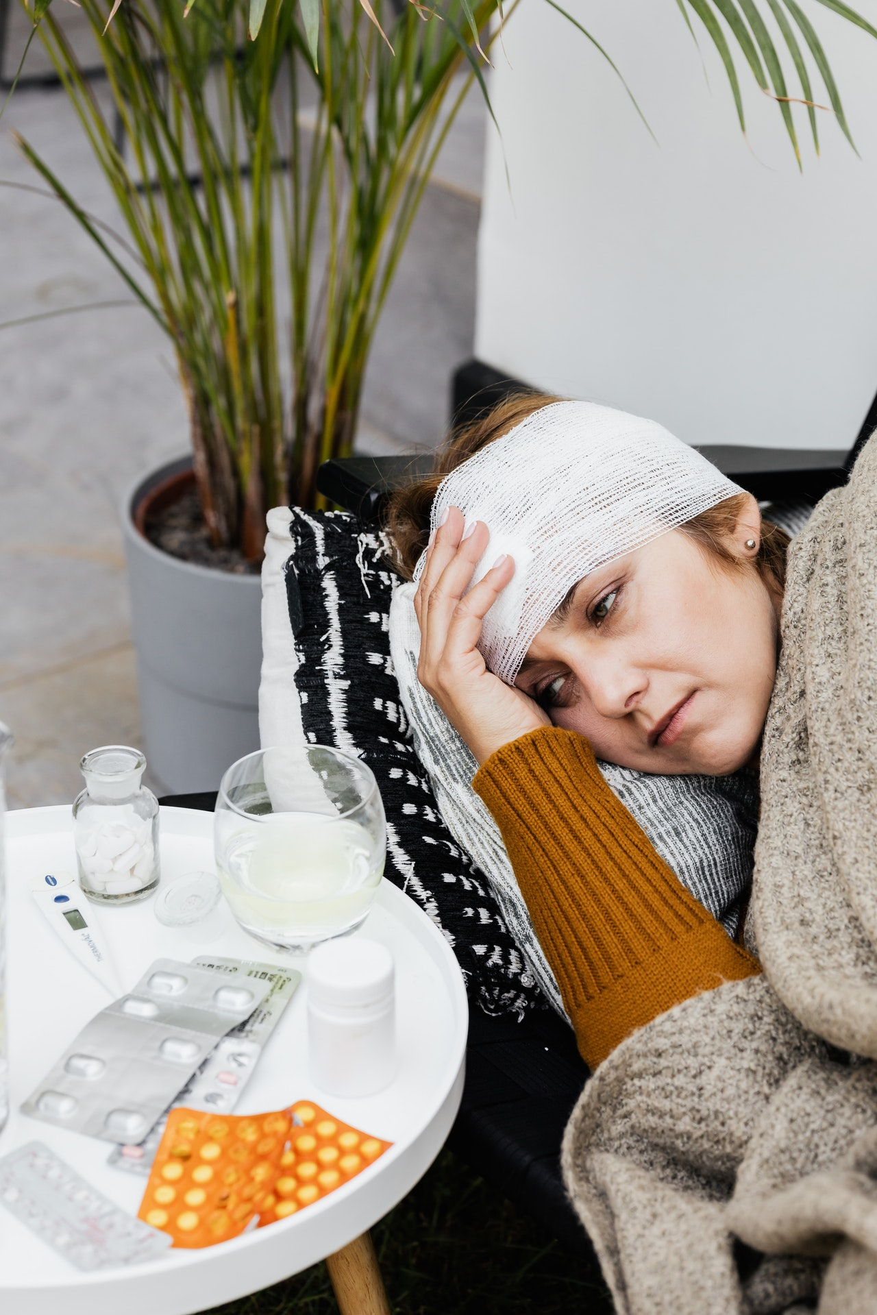 How_to_take_care_of_a_sick_family_member